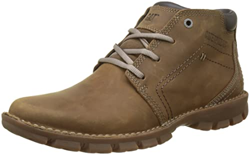 Transform 2.0, Botas Chukka para Hombre, Beige (Mens Dark Beige Mens Dark Beige), 44 EU CAT