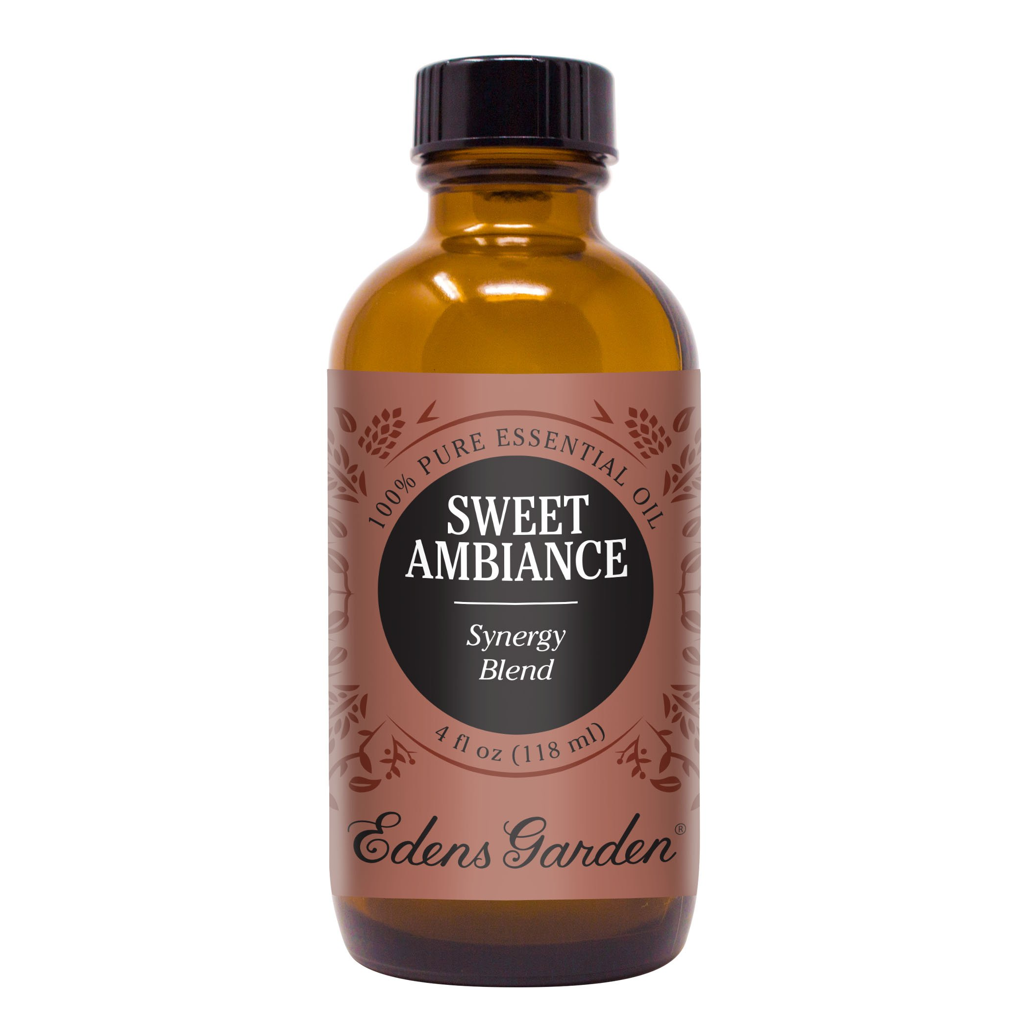 Edens Garden Sweet Ambiance Essential Oil Synergy Blend, 100% Pure Therapeutic Grade (Highest Quality Aromatherapy Oils- Anxiety & Stress), 118 ml