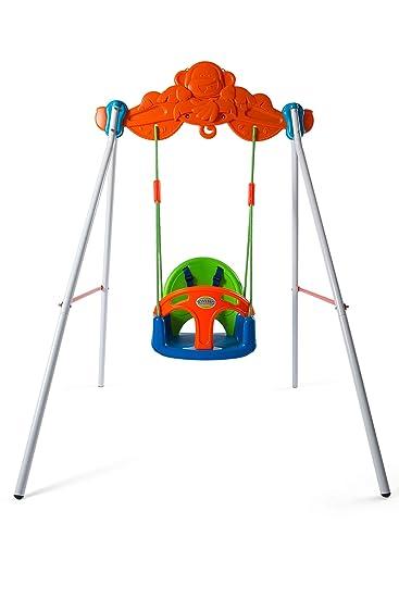 Amazon.com: NBD Corp Toddler Swing - Nuestro swing seguro ...