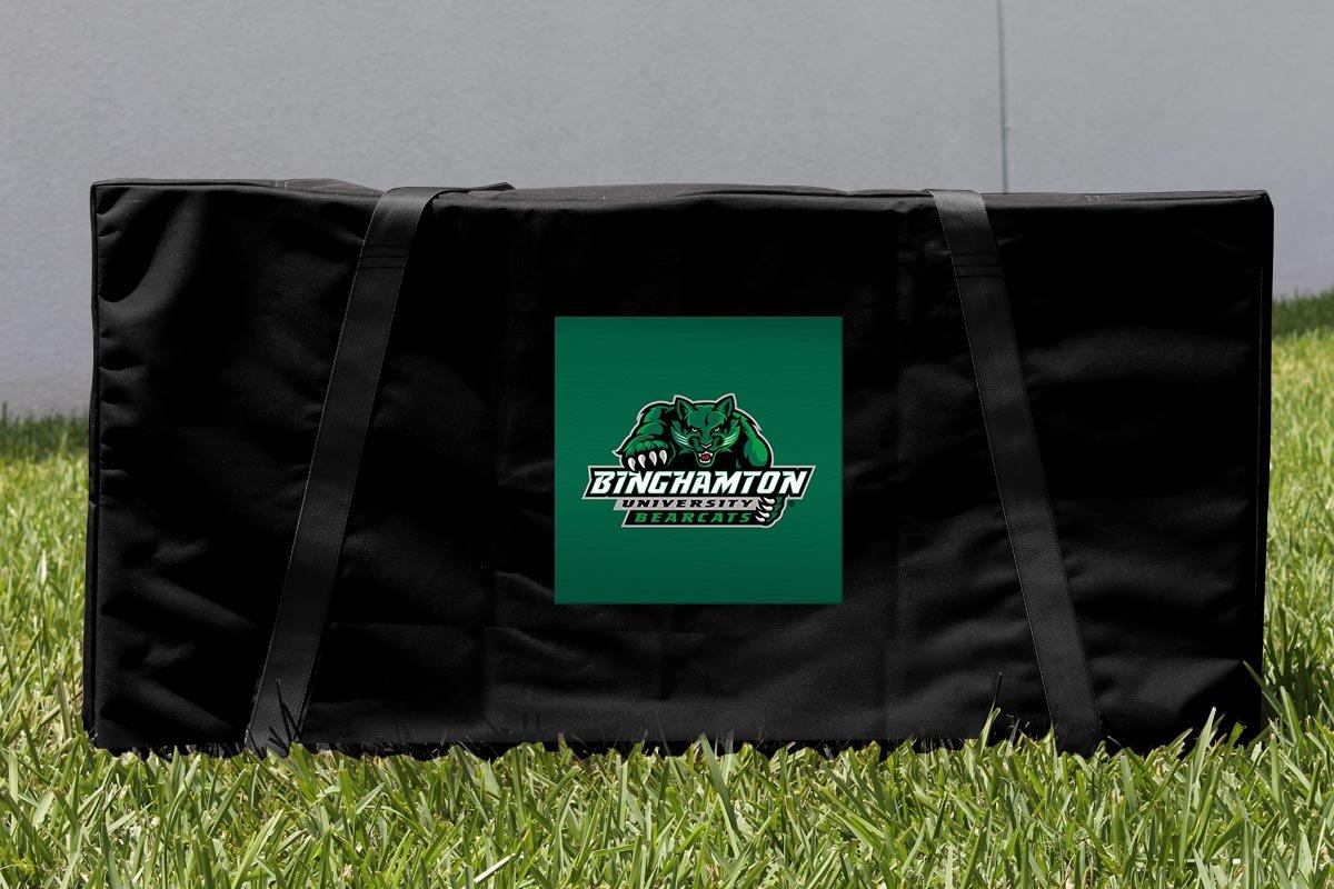 SUNY Binghamton Cornhole Carryingケース University BU Bearcats Cornhole Carryingケース Binghamton B00KIUP3VS, 三日月:377664fd --- sharoshka.org