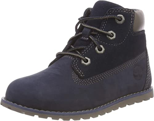 Timberland Pokey Pine 6In, Bottes Classiques Mixte Enfant