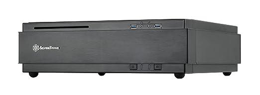 4 opinioni per SilverStone SST-ML07B Case per PC, Nero