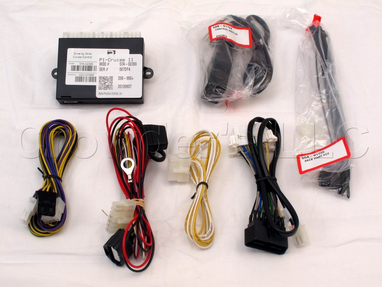 Rostra 250 9604 Complete Cruise Control Kit For Nissan Wiring Harness Sentra Automotive