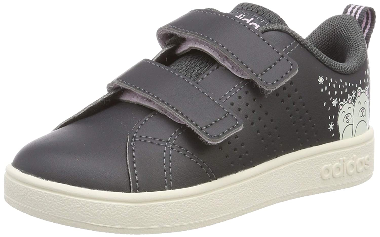 adidas Vs ADV Cl CMF Inf Chaussures de Fitness Mixte Enfant