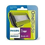 Philips Norelco OneBlade Body Kit, 3