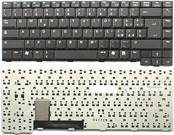 Teclado italiana para ordenador portátil Packard Bell EasyNote ...