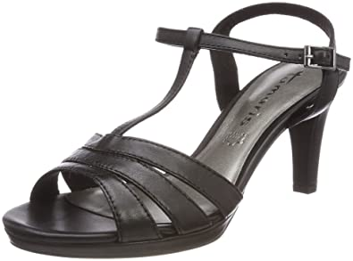 544df87784f3 Tamaris Damen 28009 Slingback Sandalen  Amazon.de  Schuhe   Handtaschen