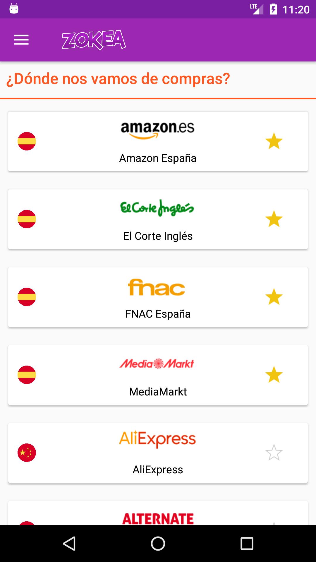 Zokea, la compra inteligente: Amazon.es: Appstore para Android