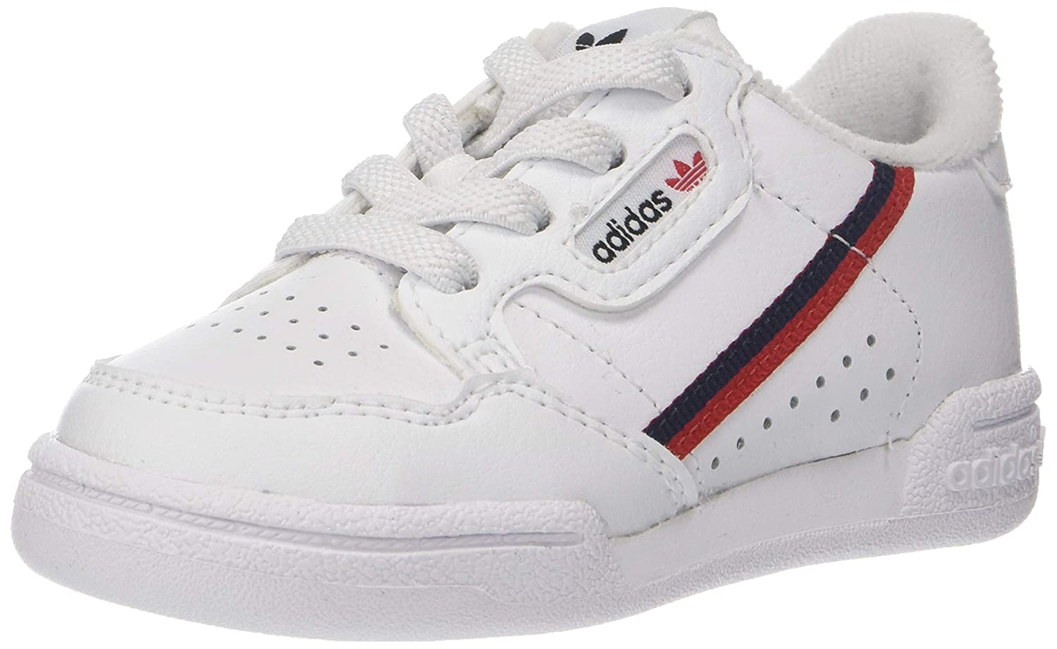 online store f1570 c497d Amazon.com   adidas Originals Kids  Continental 80 Sneaker   Sneakers