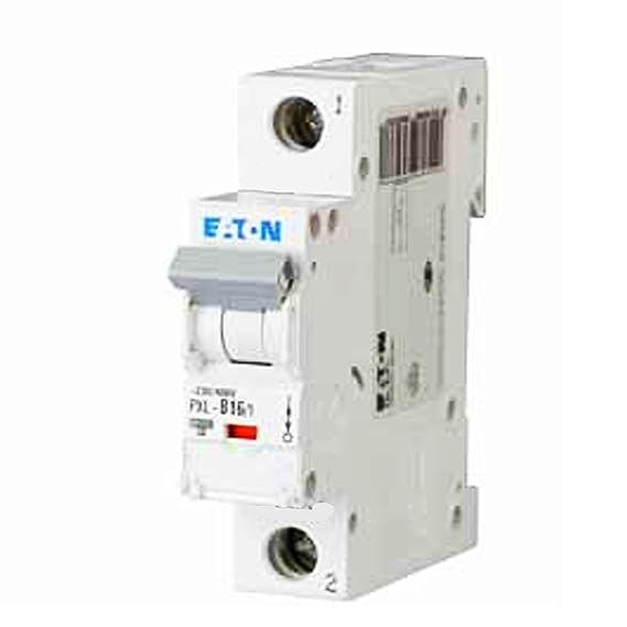 EATON PXLB161 Sicherungsautomat 1PA B16A 236033: Amazon.de: Baumarkt