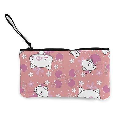 fd0cacb32a4f Amazon.com: XIANGXIANG SHOP Piglet Pig Kitten Cat Illustration ...