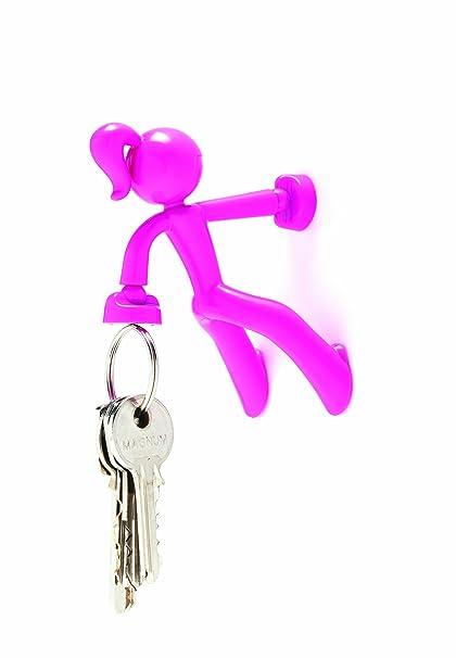 Elegant 1 X Key Petite   Key Pete Girl Strong Magnetic Key Holder Hook Rack Magnet   Home Design Ideas