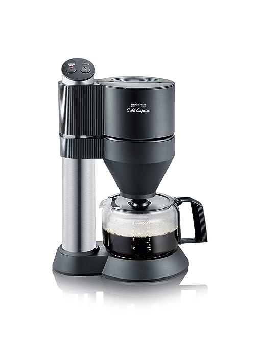 SEVERIN KA 5703 Cafetera Café Caprice para filtros de Café Molido ...