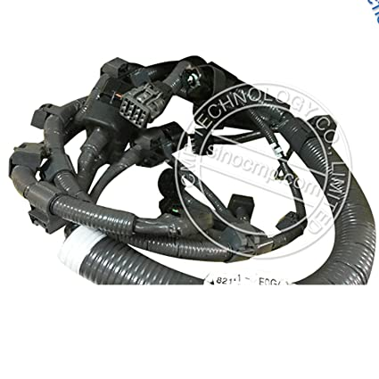 Arnés de cableado del motor YN13E00085F2 - SINOCMP arnés de ...