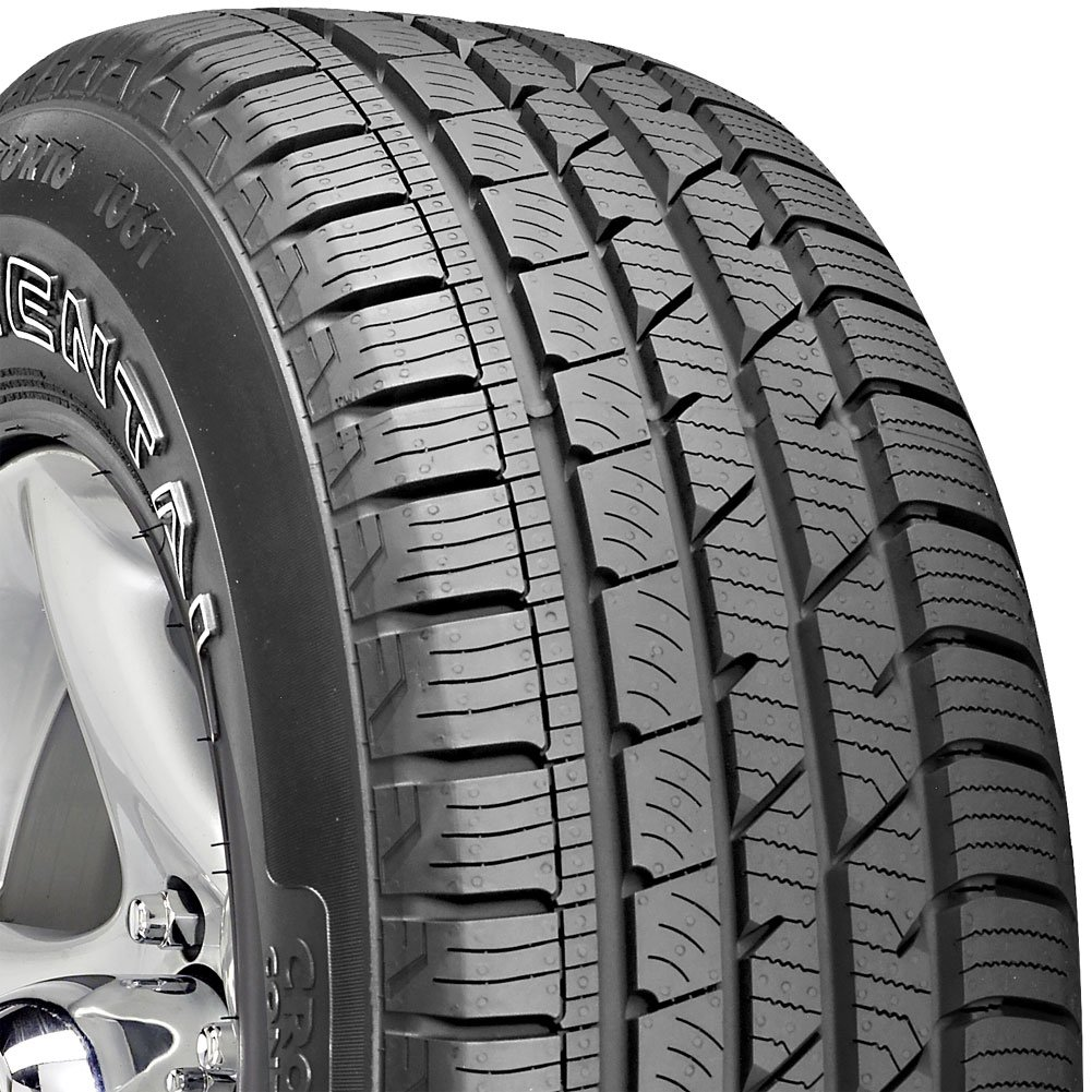 Continental CrossContact LX20 Radial Tire - 265/65R17 112T SL