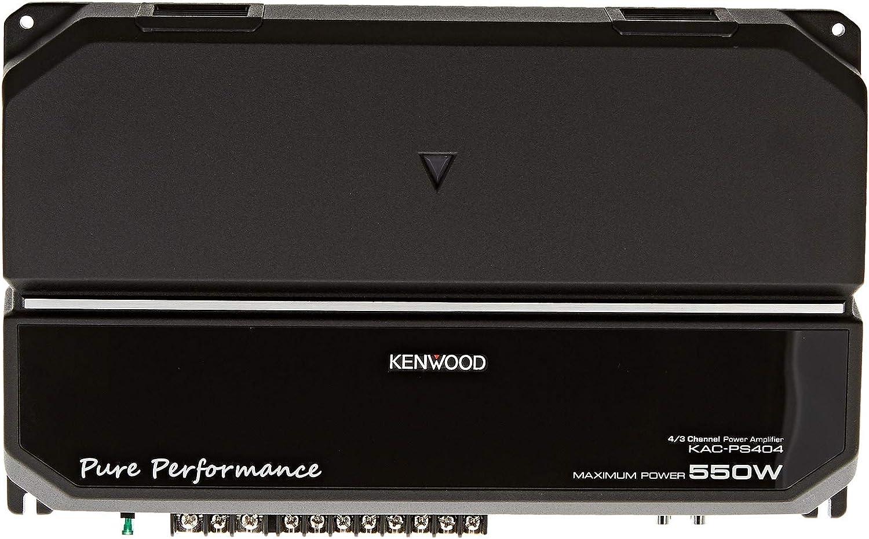 Kenwood Kacps404 4 Kanal Endstufe 550 W Auto