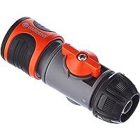 GARDENA regelventiel: Aansluitstuk voor het verwisselen van aansluitapparaten onder hoge waterdruk, regeling en…