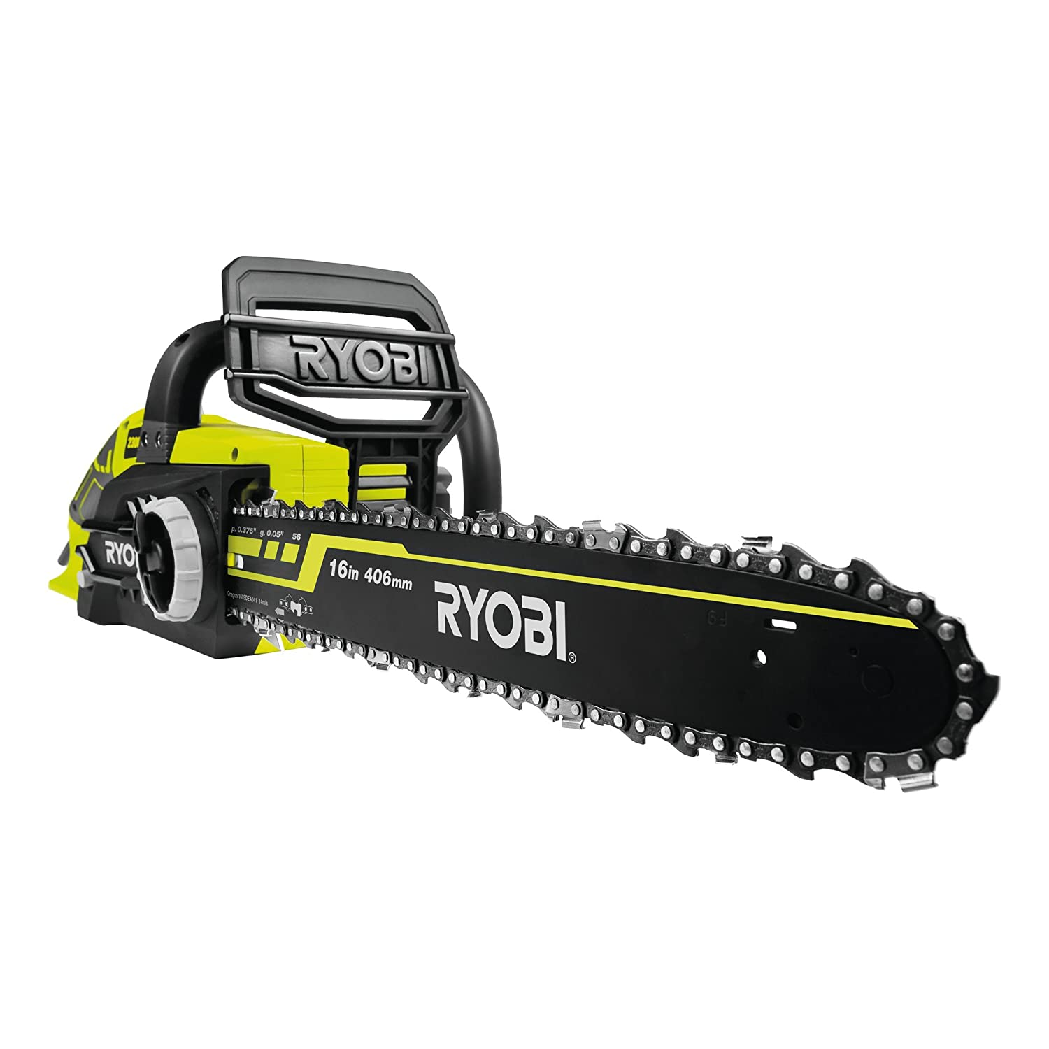Ryobi rcs2340 chainsaw 2300 w greenblack amazon diy tools greentooth Images