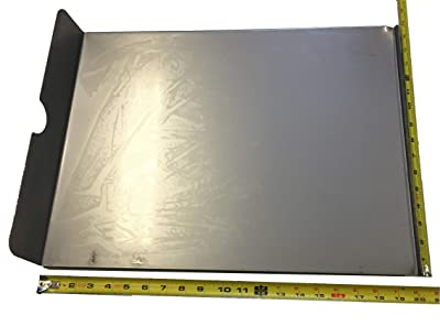 Traeger Pellet Smoker Grill Drip Pan Heat Baffle HD Steel Lil Tex Elite Pro 22 BAC-012 20.75
