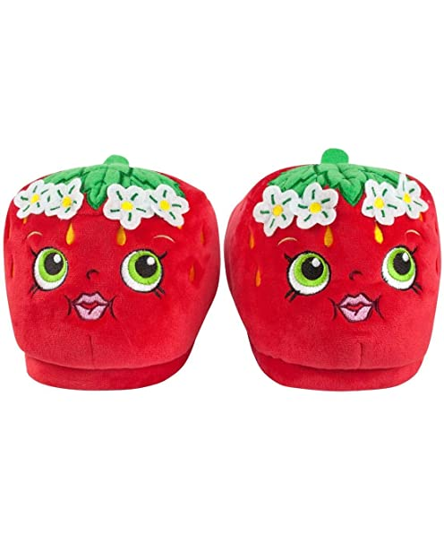 Shopkins - Chaussons fraise - Fille MapVFg5H