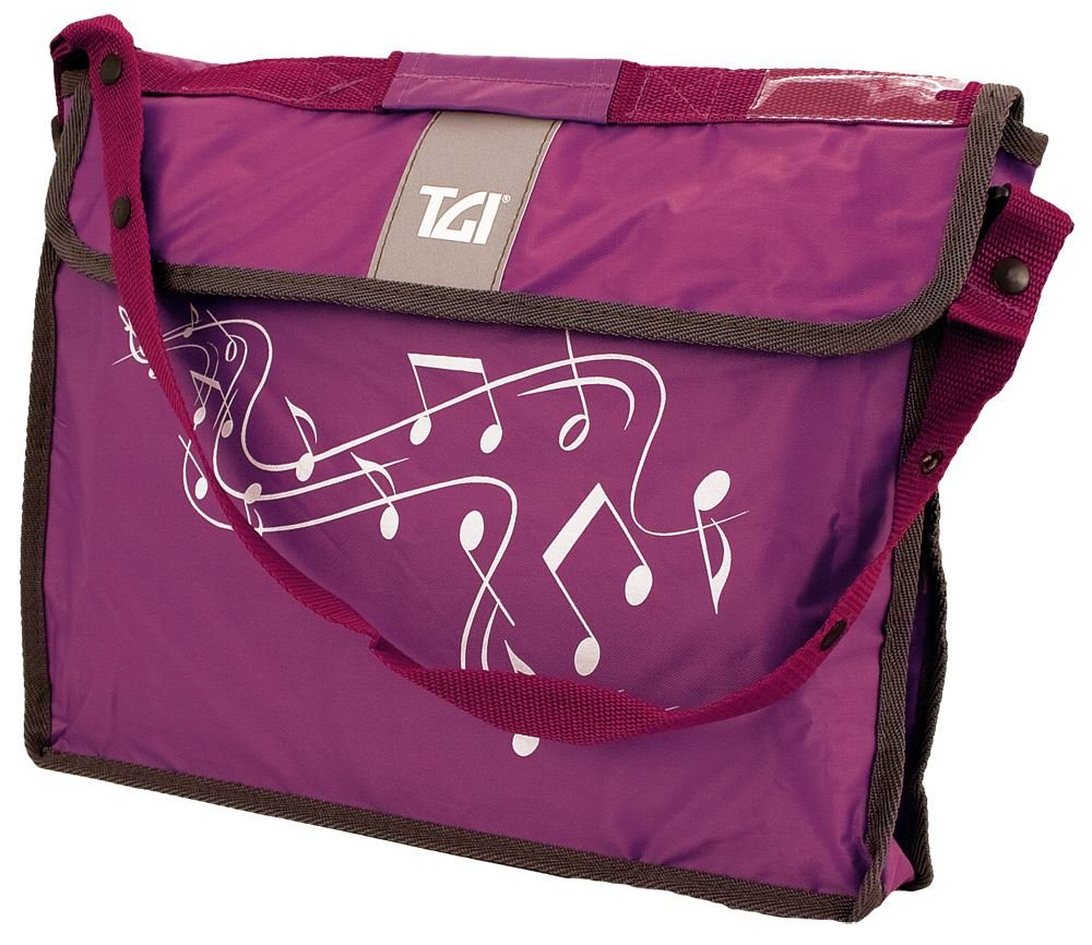 TGI TGMC2MB Sheet Music Carrier Bag Mulberry