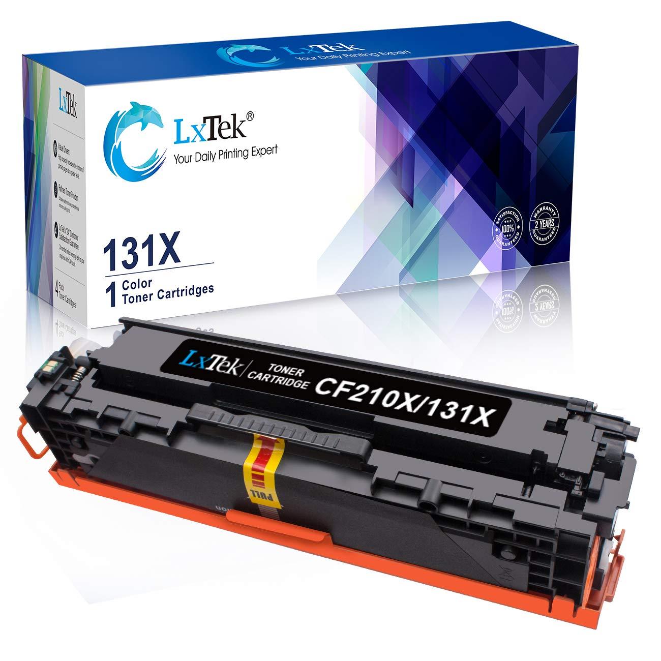 Toner Alternativo ( X1 ) Alta Capacidad Negro 131X CF210X 131A CF210A M251nw M276nw