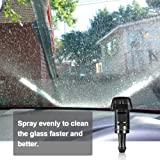 Front Windshield Washer Nozzles Kit for