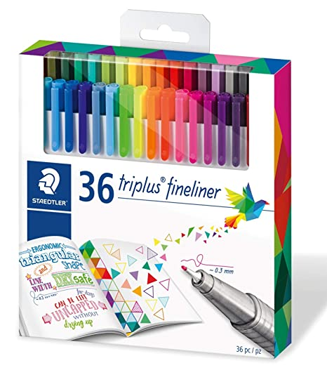 Amazon.com  Staedtler Color Pen Set 933cec6808