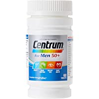 CENTRUM 50+ Men, 60 ct