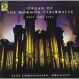 Organ of the Mormon Tabernacle