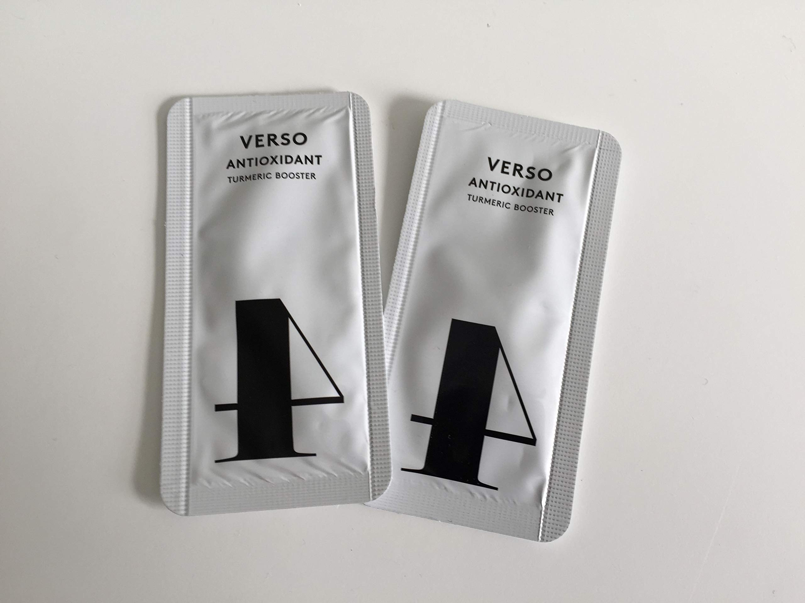VERSO Antioxidant Turmeric Booster, Set of 2 Travel Packets by Verso (Image #1)