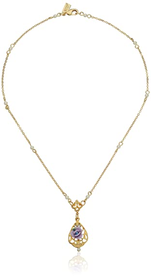 Amazoncom 1928 Jewelry 14k GoldDipped VintageInspired