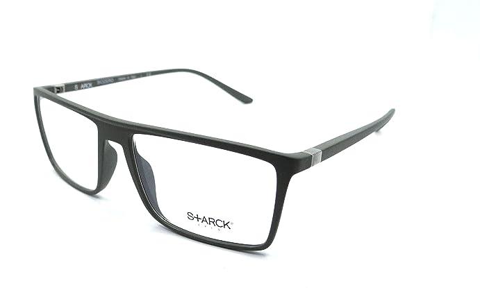 Amazon.com: Starck Eyes Mikli Rx Eyeglasses Frames SH3017 0005 56x15 ...