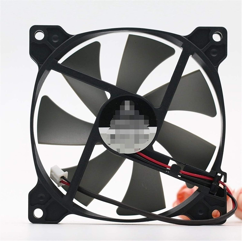 piao piao Nuevo NR092L 9 cm 9015 92x92x15mm 12V 0.22A 2 línea 2pin fuente de alimentación ultra delgada gran volumen aire ventilador de refrigeración