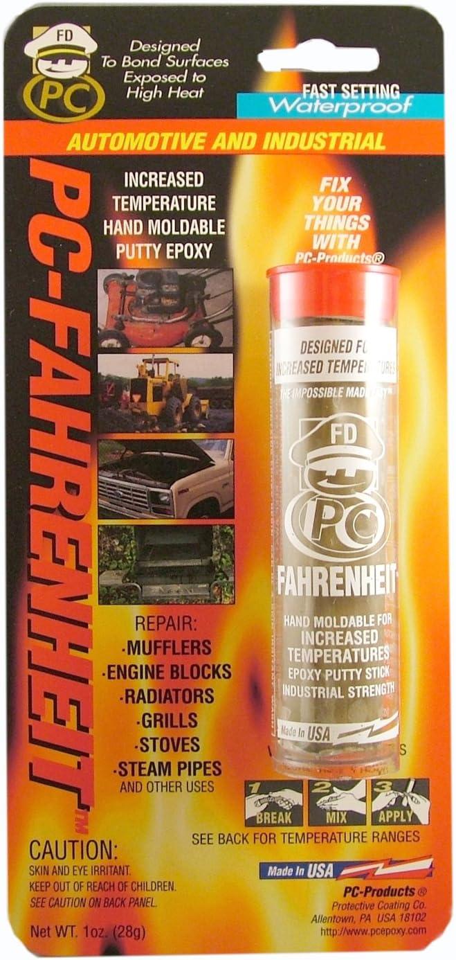 PC Products PC-Fahrenheit Hi-Temp 1-oz Epoxy Adhesive