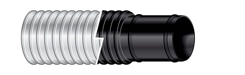 Bilgeflex 1-1/2 X 50' White by SHIELDS MARINE HOSE   B000Y8460S