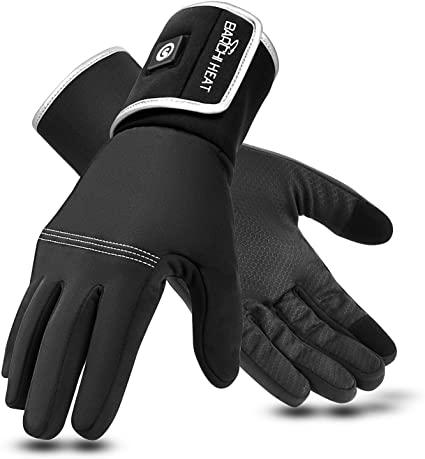 Heated Mid Weight Ladies Glove with pocket for Included Hand Warmer