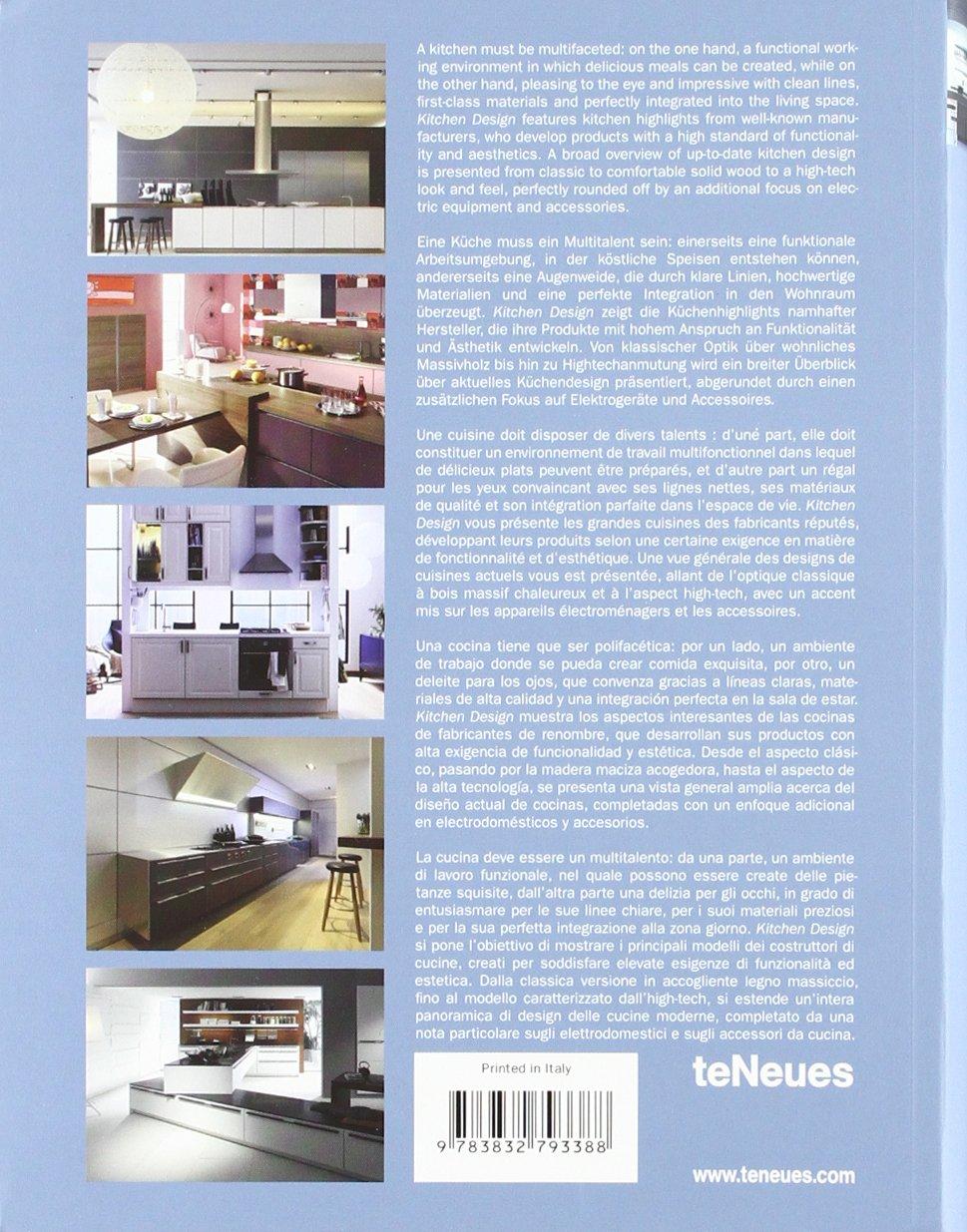 Kitchen Design: Amazon.co.uk: Teneues: 9783832793388: Books