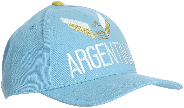 adidas Gorra Argentina Mundial 2014: Amazon.es: Deportes y aire libre