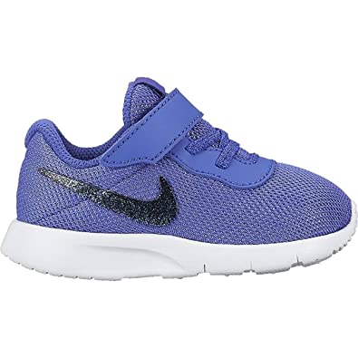 on sale 52621 3cb67 Nike 405 Tanjun TD Obsidian Scarpa Bambino Sportiva 818386 Black   Amazon.co.uk  Shoes   Bags