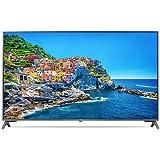 "LG 43UJ6500.AWM Smart TV 43"", Ultra HD, 1080p Slim Design, Active HDR, Wide Color, 4K Upscaler, 20W Hi-Fi Audio, Clear Voice III"