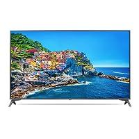 "LG 43UJ6500.AWM Smart TV, Ultra HD, 1080p Slim Design, Active HDR, Wide Color, 4K Upscaler, 20W Hi-Fi Audio, Clear Voice III, 43"""