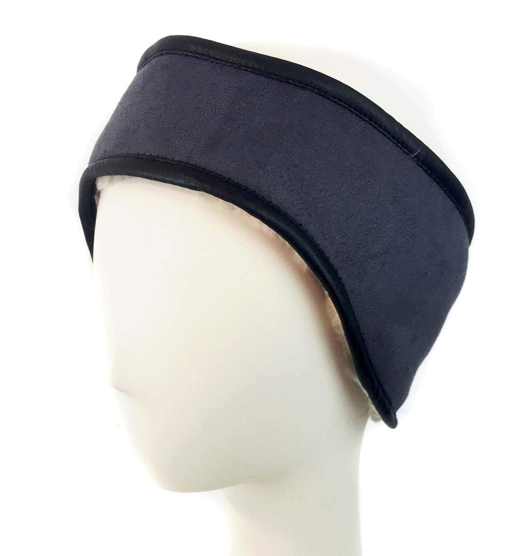 Headband Earwarmers Solid Grey