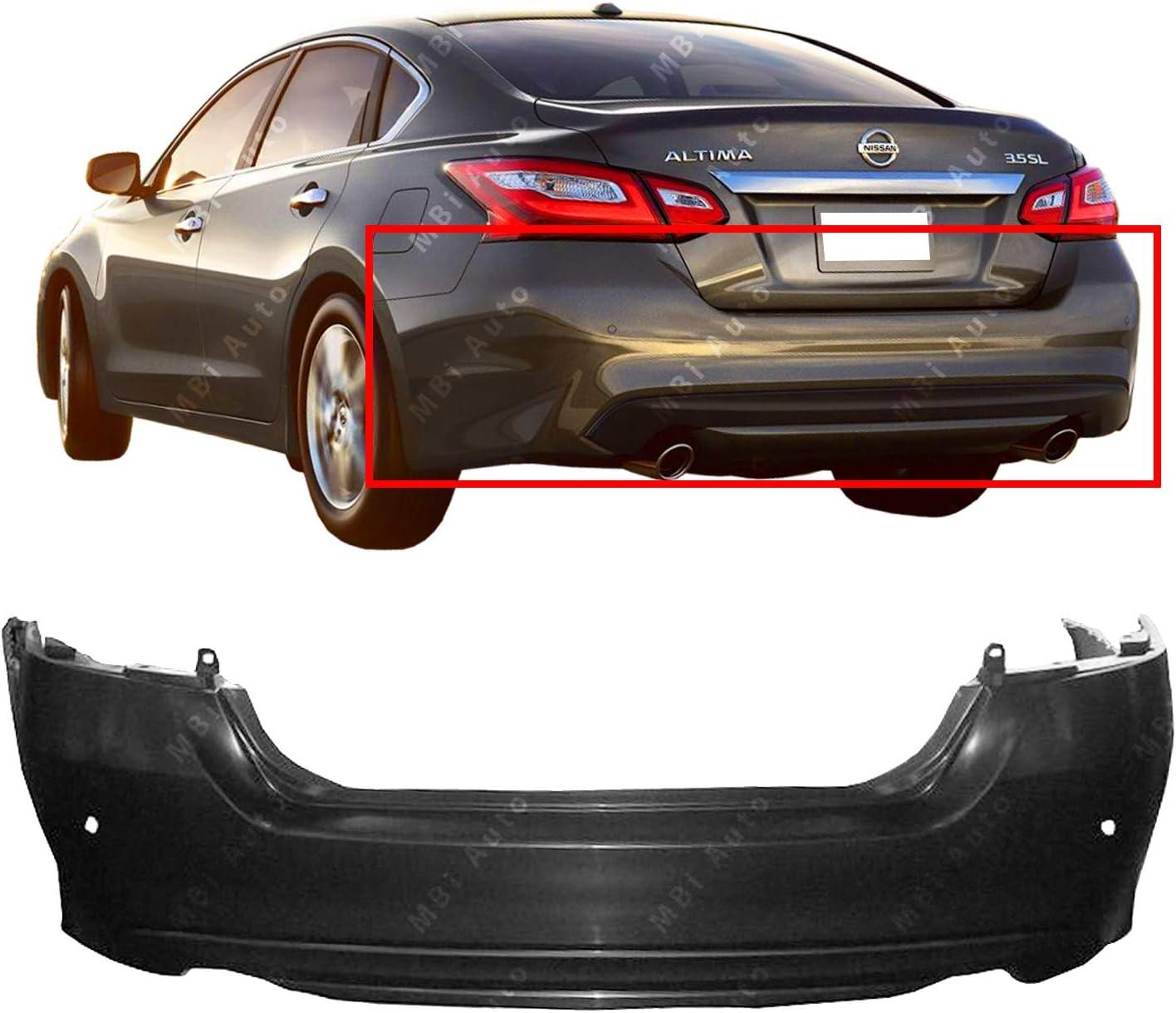 Nanda nb2041 nrx-10 carbon front bumper