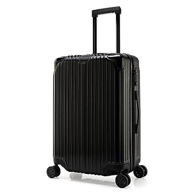 8a0a87992c クロース(Kroeus)超軽量スーツケース キャリーケース TSAロック搭載 ファスナー ダブルキャスター