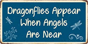 StickerPirate 854HS Dragonflies Appear When Angels are Near 5