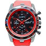 Men Wrist Watch - SBAO Stainless Steel Luxury Sport Analog Quartz Modern Men Fashion Wrist Watch