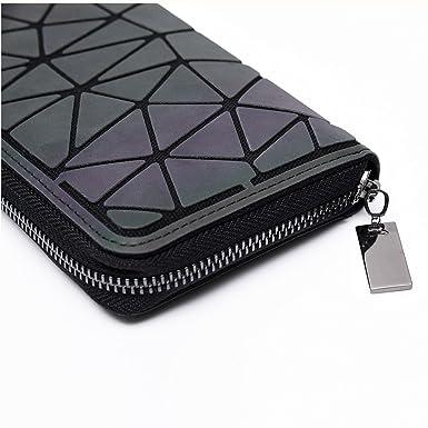 Amazon.com: mewenty portafolios de mujer geométrico ...