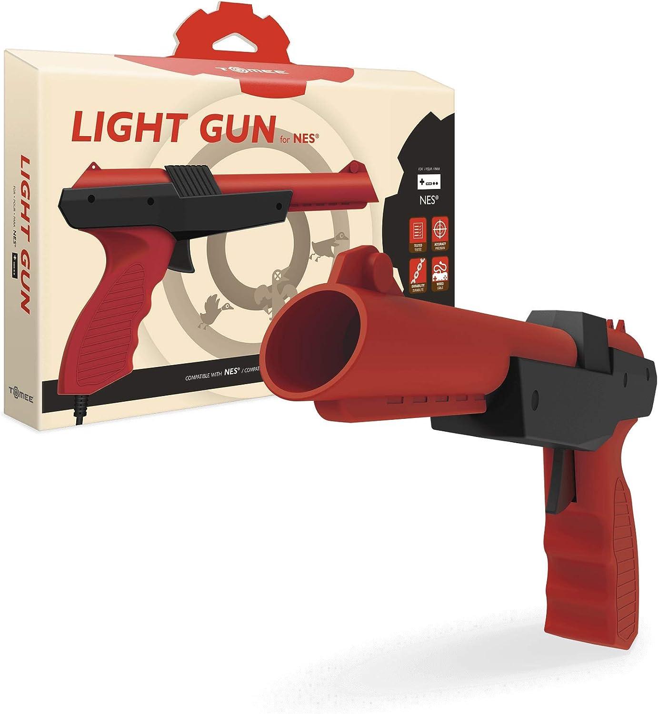 Tomee : Pistola Zapper Gun Para Consola Nintendo NES / Famicom (Duck Hunt, Gumshoe...): Amazon.es: Videojuegos
