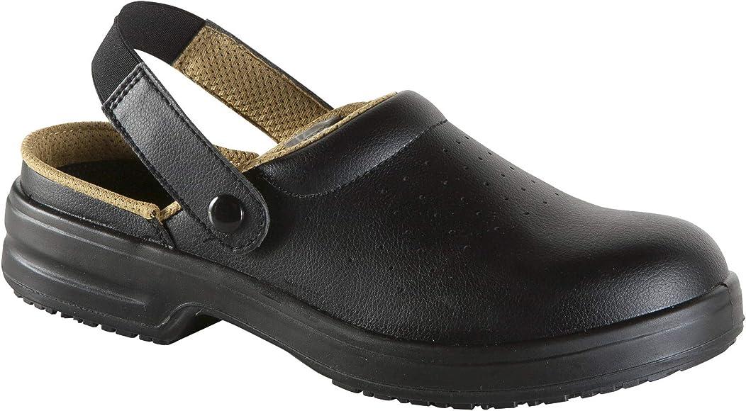 Citec E113-3 Black Safety Clog Esd Size